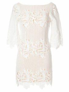 We Are Kindred Sloane mini dress - White