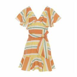 Boo Pala London Orenji Dress