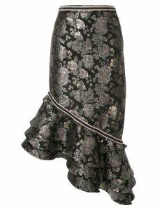 We Are Kindred Dixie asymmetric skirt - Black