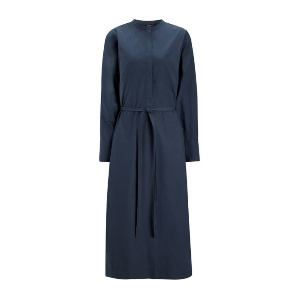 Joseph Ferris Poplin Shirting Dress