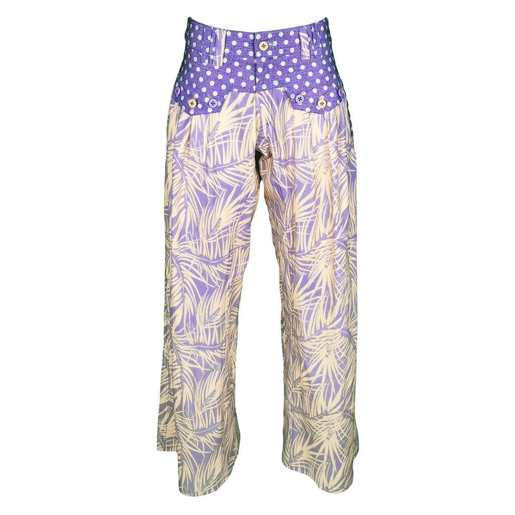 MATSOUR'I - Lace Dress Tamia Blue