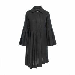 Libelula - Jessie Dress Turquoise Geometric Print