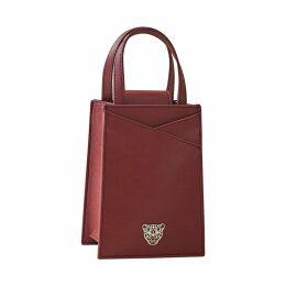 NASON - Minnie Silk Mixed Print Skirt