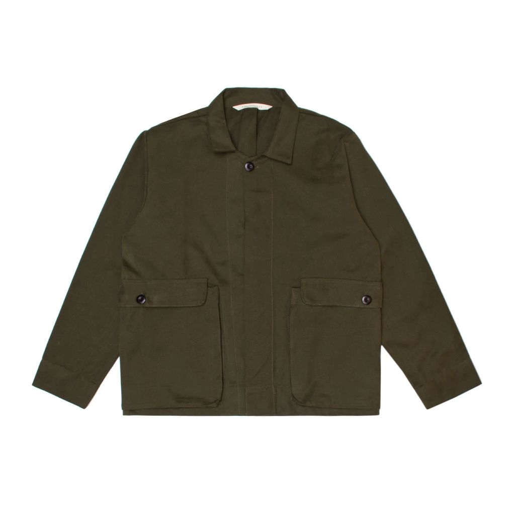 Emma Chapman Jewels - Fleur Blue Topaz Pendant
