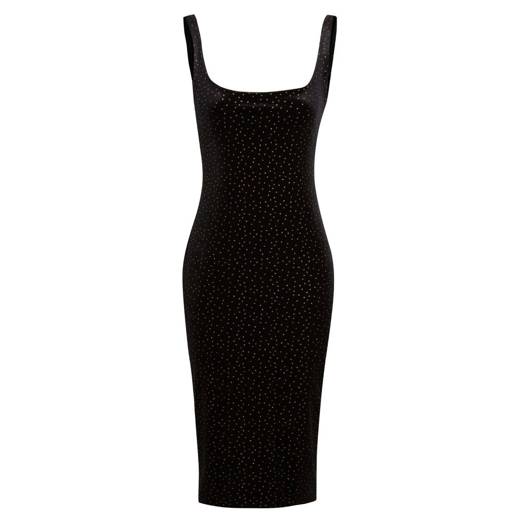 Eliza Bautista - Sky Blue Topaz Multi-Way Earrings (Studs & Dangling) In Sterling Silver
