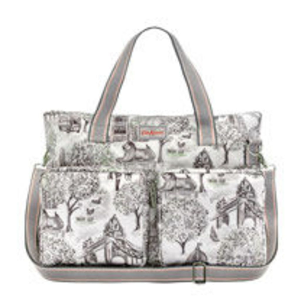 London Toile Everyday Changing Bag