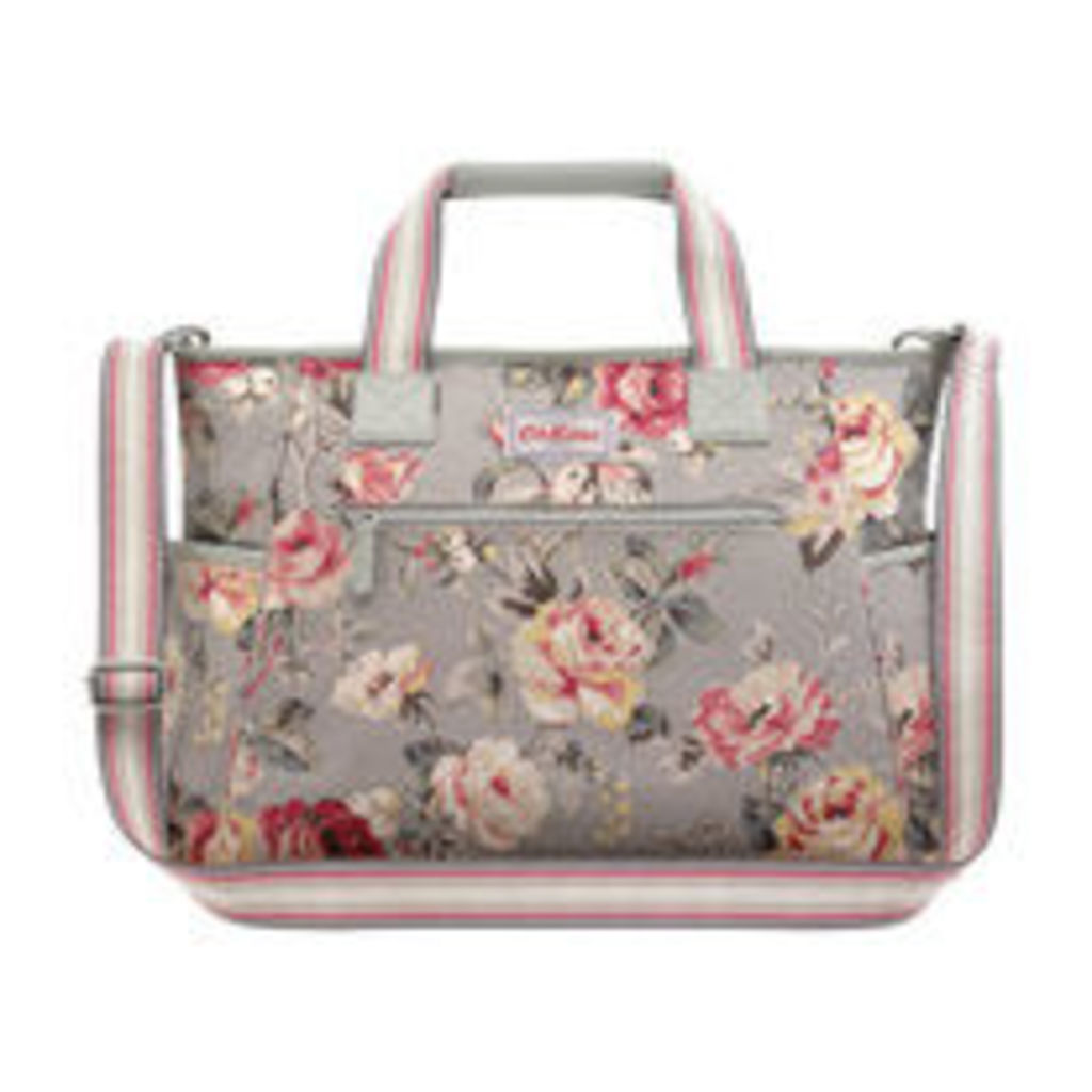 Garden Rose Carry All Nappy Bag