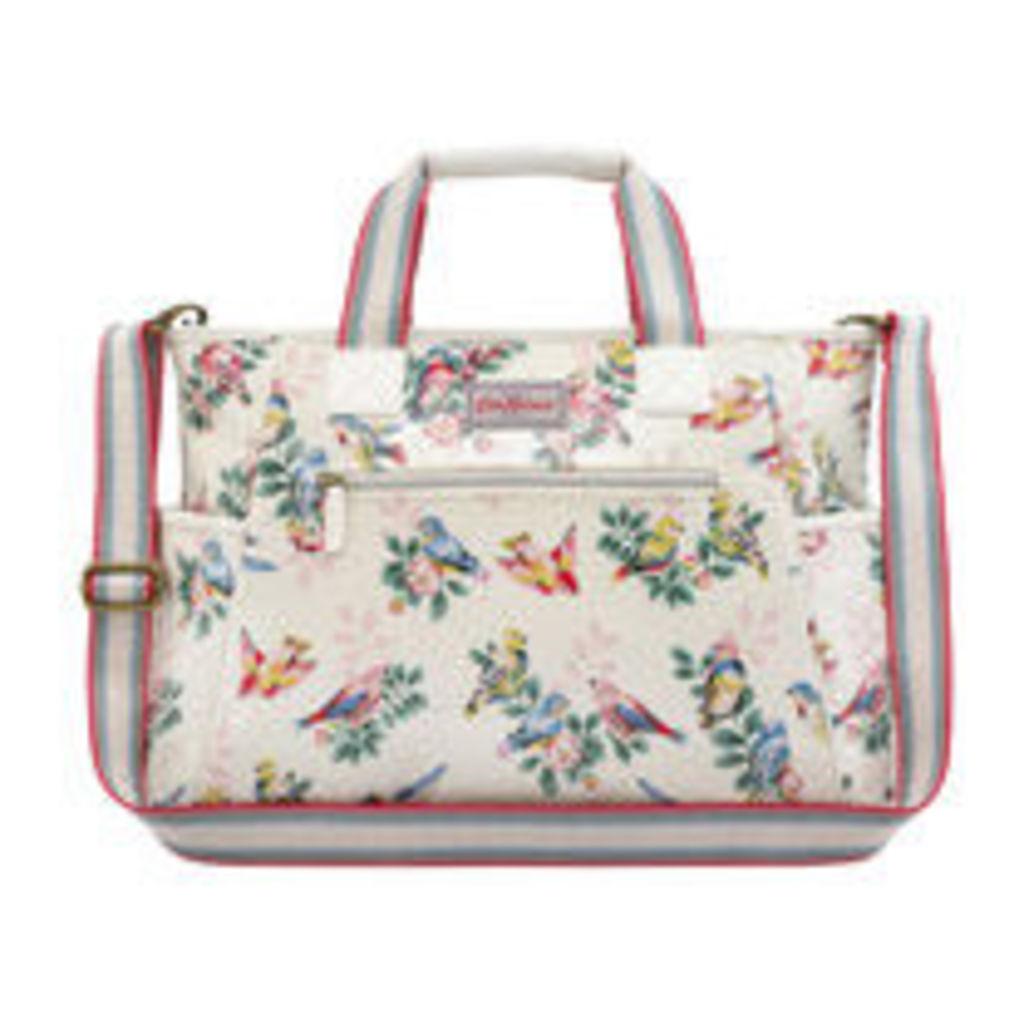 Spring Birds Carry All Nappy Bag