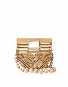 Cult Gaia Designer Handbags, Gaia Ark Micro Crossbody
