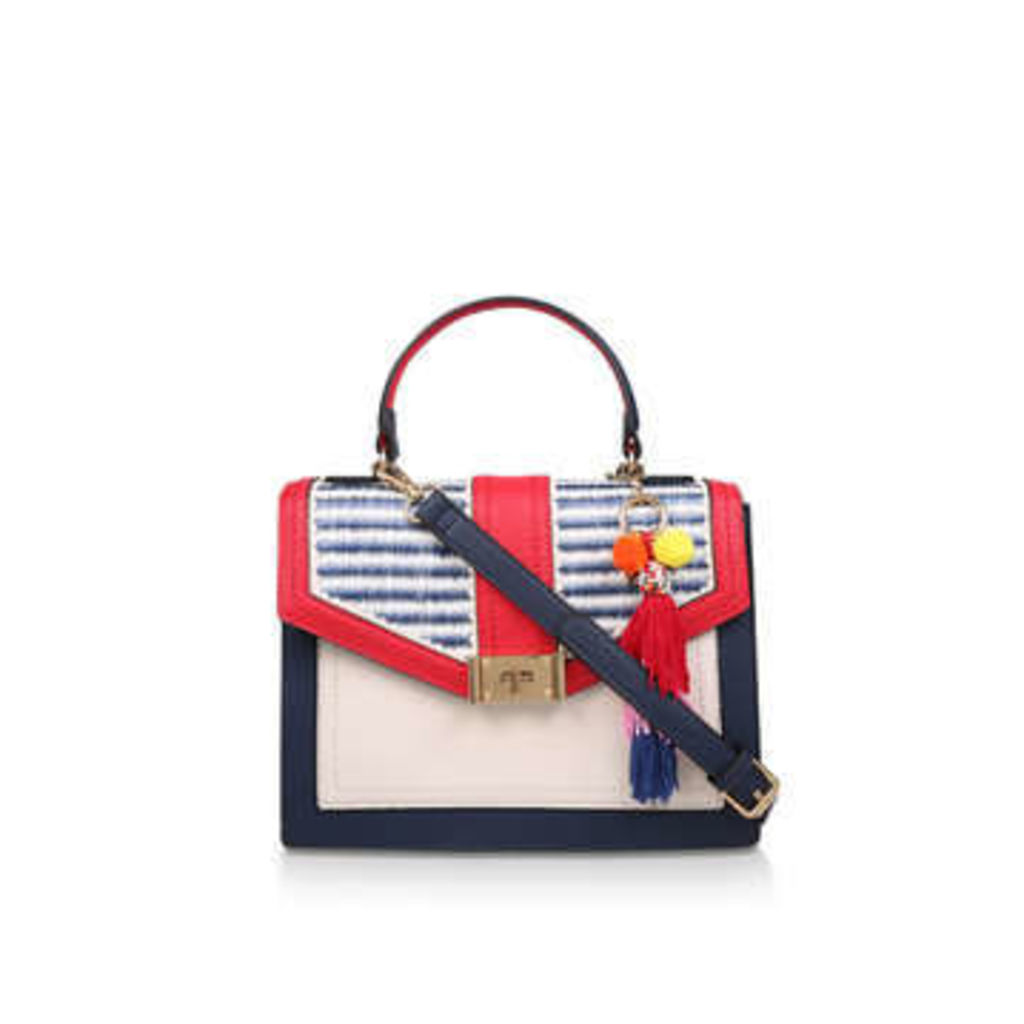 Aldo Isili - Nautical Cross Body Tassel Bag