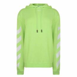 OFF WHITE Arrow Hooded Sweatshirt