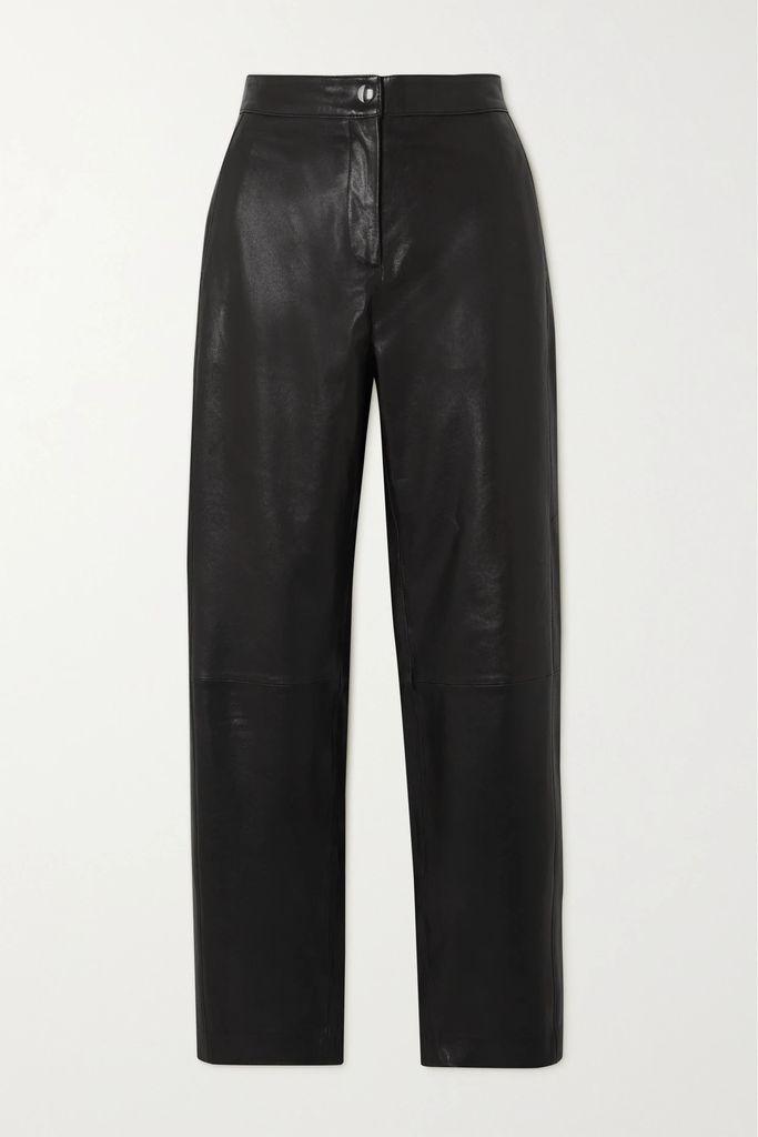 Dries Van Noten - Oversized Cotton-gabardine Coat - White