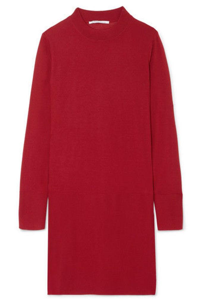 Agnona - Cashmere Sweater - Red