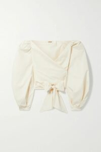 Alice + Olivia - Amena Tiered Lace And Crepon Maxi Dress - Lilac