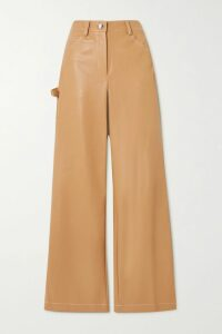 Prada - Double-breasted Wool Coat - Red