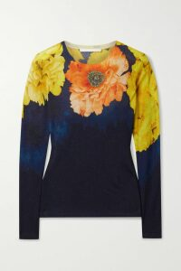 RASARIO - Sequined Crepe Gown - Neutral