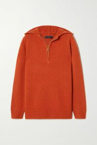Diane von Furstenberg - Julian Leopard-print Silk-jersey Mini Wrap Dress - Orange