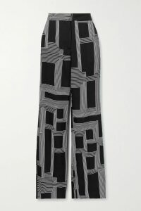 Vetements - Oversized Pinstriped Wool-blend Blazer - Navy