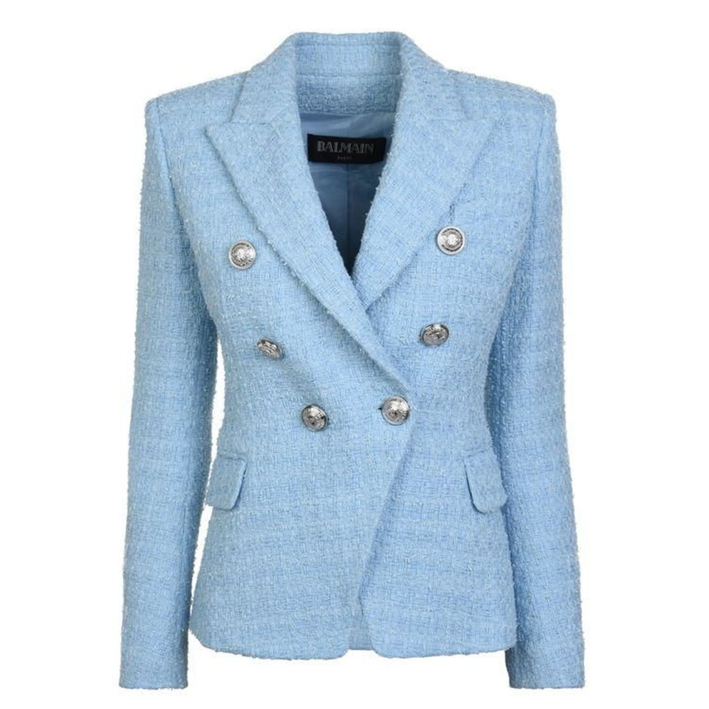 BALMAIN Tweed Blazer