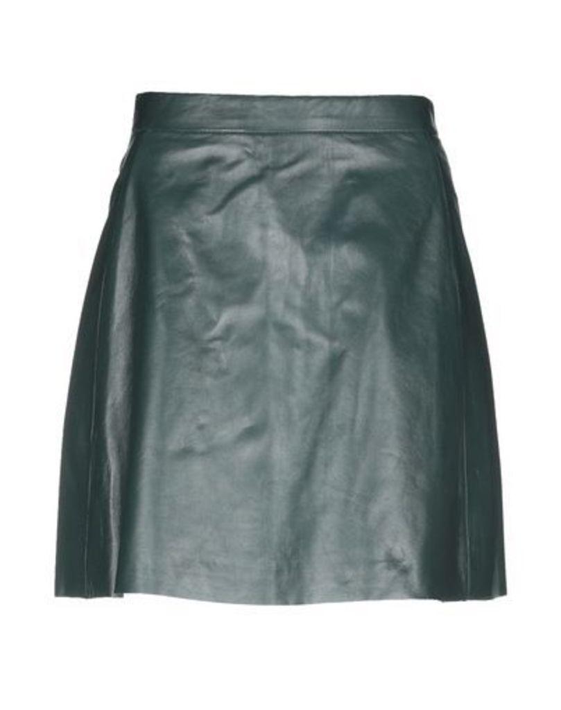 MUUBAA SKIRTS Knee length skirts Women on YOOX.COM