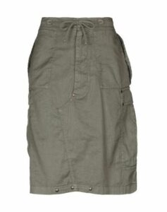 BLAUER SKIRTS Knee length skirts Women on YOOX.COM
