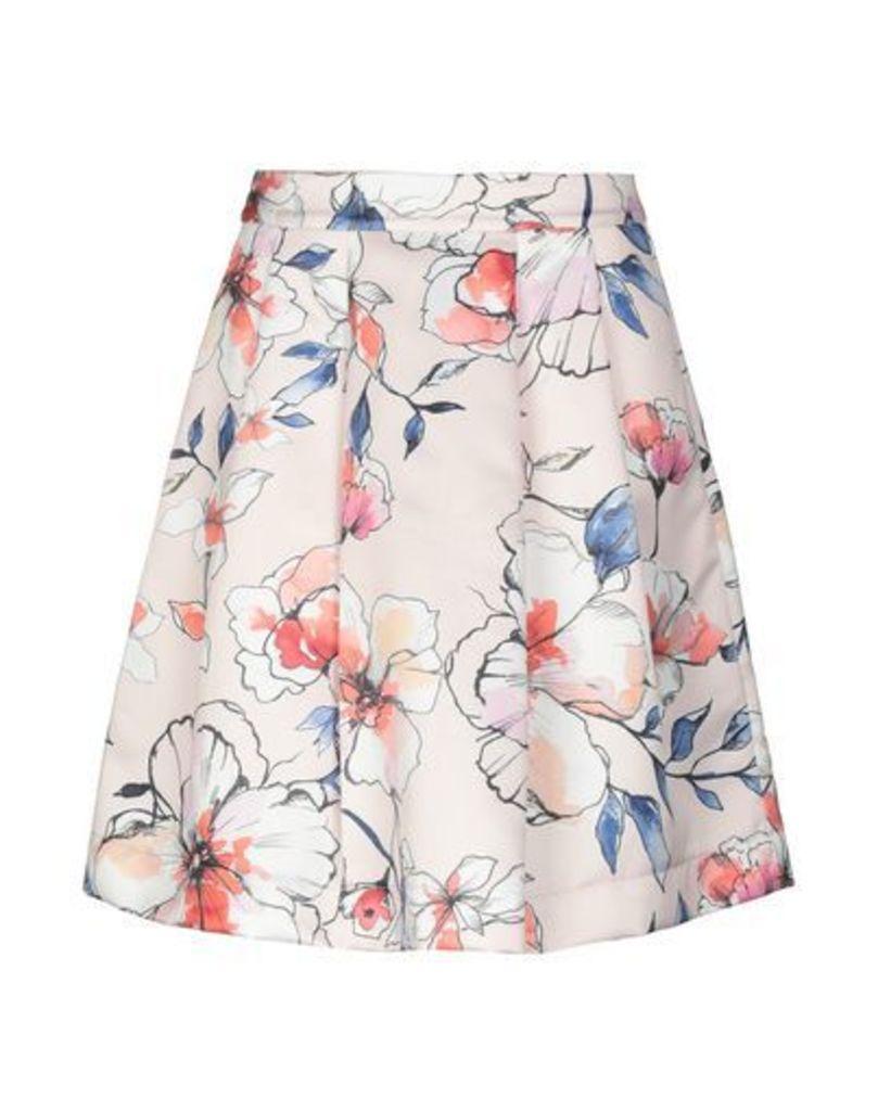 GAUDÌ SKIRTS Knee length skirts Women on YOOX.COM