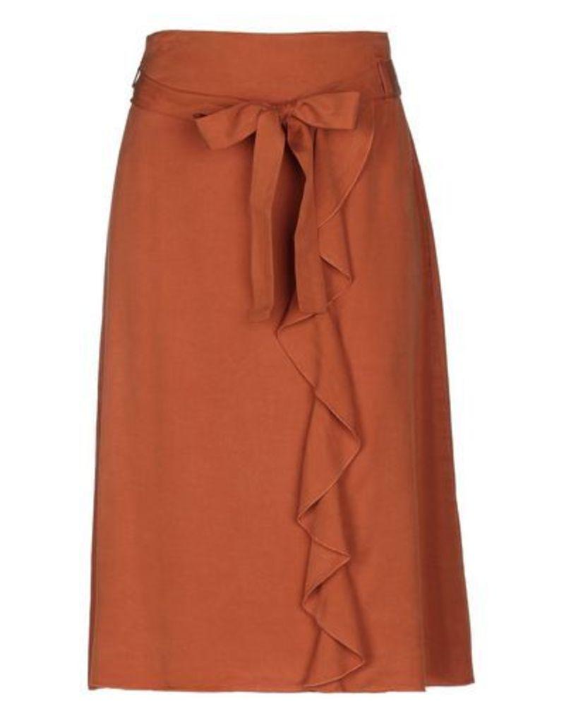 GIGUE SKIRTS 3/4 length skirts Women on YOOX.COM