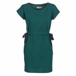 Petit Bateau  BRESSI  women's Dress in Green