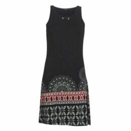 Desigual  VALERY  women's Dress in Black