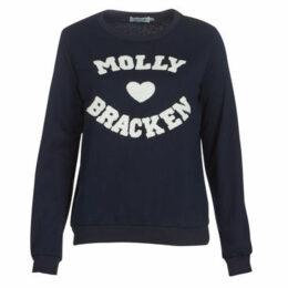 Molly Bracken  MOLLIUKE  women's Sweatshirt in Blue