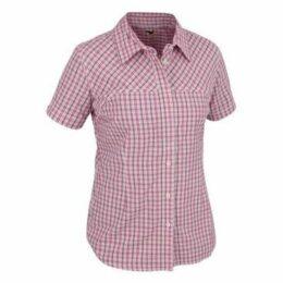 Salewa  KOSZULA  SIRA DRY AM W S/S SRT 20910-0445  women's Shirt in multicolour