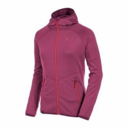 Salewa  Puez Grid Pl W Fz Hdy 25645-6521  women's Fleece jacket in multicolour