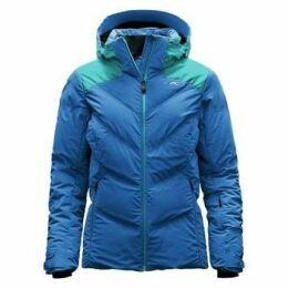 Kjus  Kurtka  Ladies Snow Down LS15-709 21122  women's Jacket in Blue