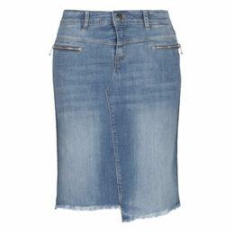Kaporal  SILOS  women's Skirt in Blue