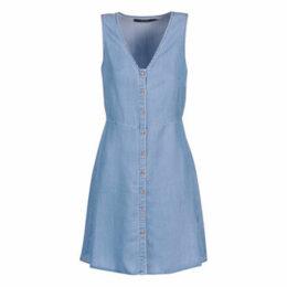 Vero Moda  VMCOCO  women's Dress in Blue