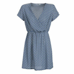 Only  ONLTULIPE  women's Dress in Blue