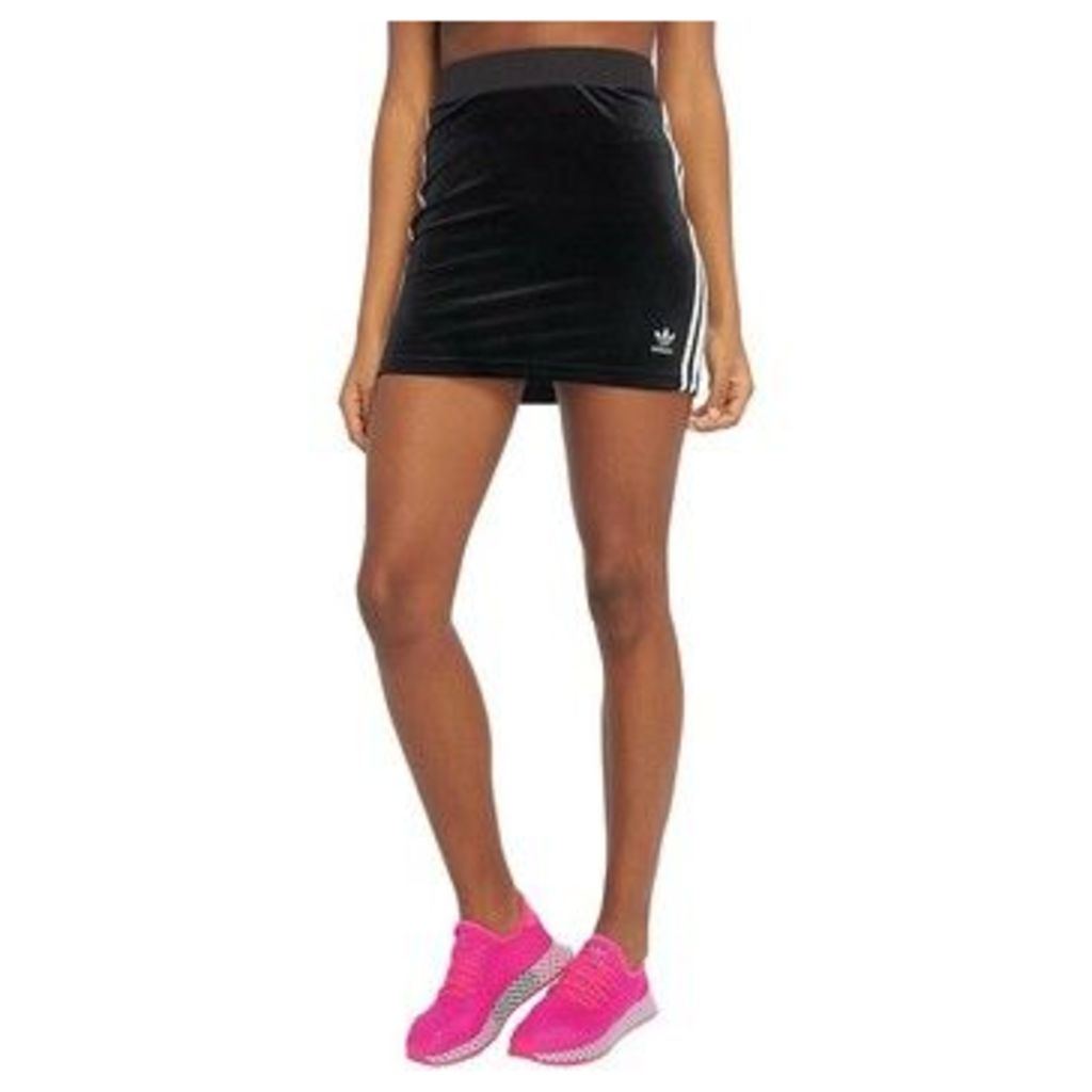 adidas  FALDA  women's Skirt in Black