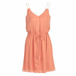 Naf Naf  LOUBRA R2  women's Dress in Pink