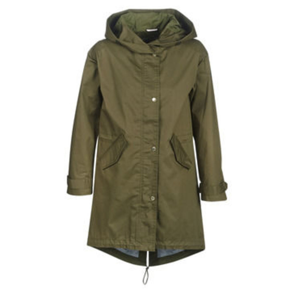 S.Oliver  04-899-61-5060-90G20  women's Parka in Green
