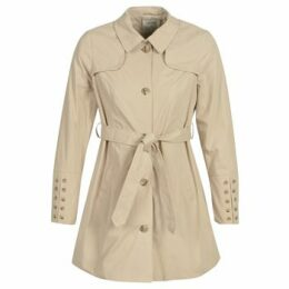 Cream  ANNABELL  women's Trench Coat in Beige