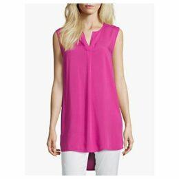 Betty Barclay Sleeveless Tunic Dress, Raspberry Rose