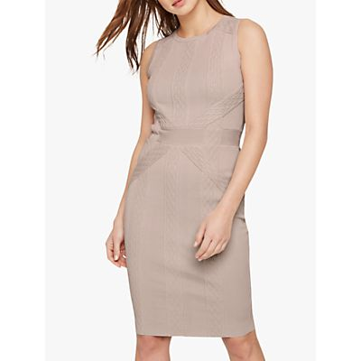 Damsel in a Dress Klarissa Knitted Dress, Blush