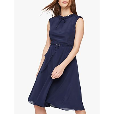 Damsel in a Dress Verdi Drawstring Dress, Navy