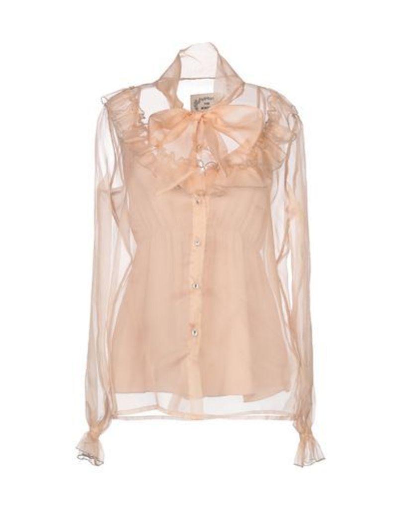 PINK MEMORIES SHIRTS Shirts Women on YOOX.COM