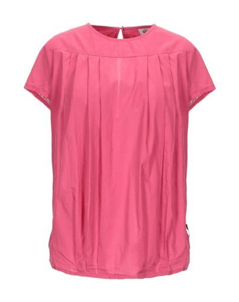 B.D.BAGGIES SHIRTS Blouses Women on YOOX.COM