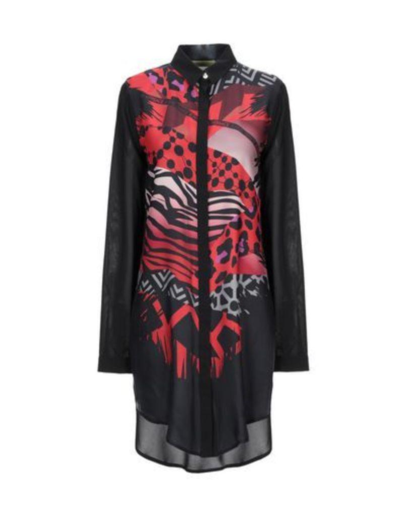 VERSACE JEANS SHIRTS Shirts Women on YOOX.COM