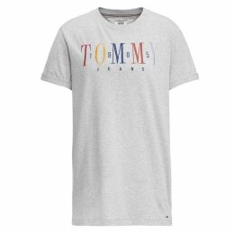 Tommy Jeans Embroidery T Shirt