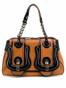 Fendi Pre-Owned 2000's B bag - Brown