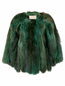 A.N.G.E.L.O. Vintage Cult 1970s fur coat - Green