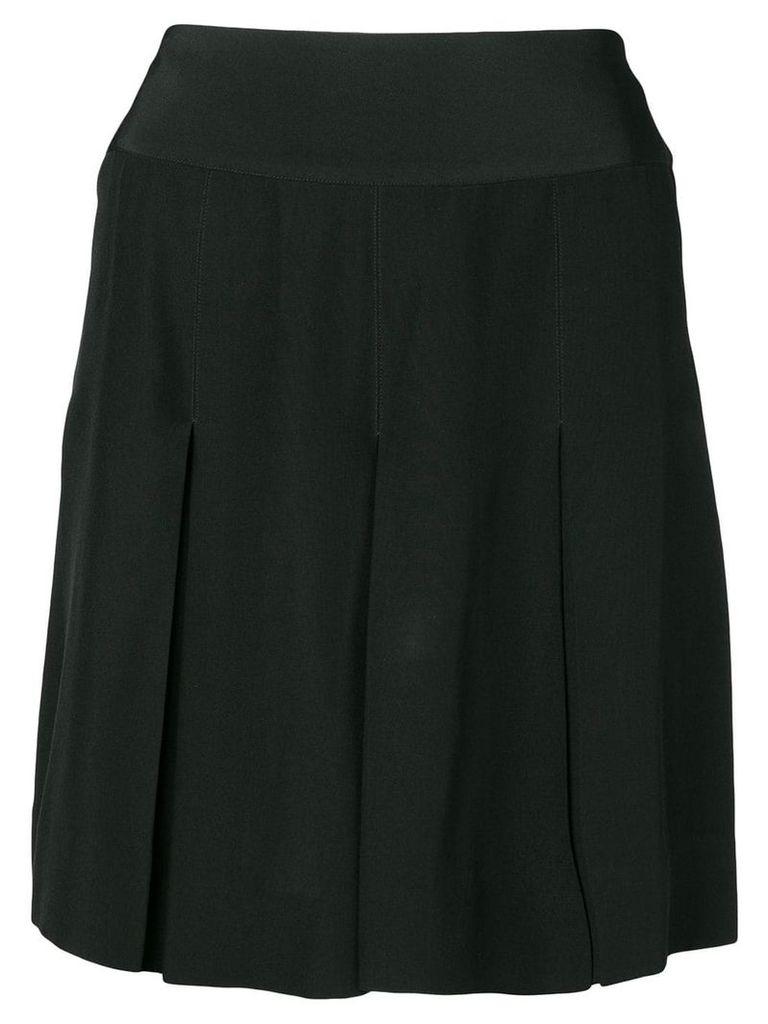 Chanel Vintage 1990's pleated skirt - Black